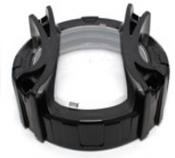 Hurlcon CTX / Viron P280 / P320 Pump Lid - clamp style