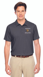 CSS Team 365 Men's Performance Charger Polo - Graphite