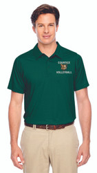 CSS Team 365 Men's Performance Charger Polo - Forest