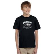 EPS Gildan Youth Classic Fit Short Sleeve T-Shirt - Black