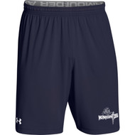 SJA UA Mens Team Raid Short - Navy