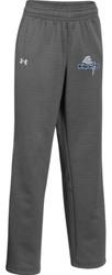 SJA UA Ladies Storm Armour Fleece Pant - Carbon Grey