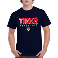 SVR Gildan Men's Ultra-Cotton T-shirt - Navy