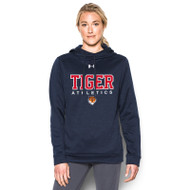 SVR Under Armour Women's Novelty Hoodie - Navy