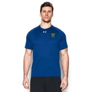 LPC Under Armour Mens Badminton Short Sleeve Locker Tee - Royal