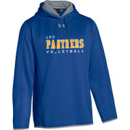 LPCI Panthers Men's UA Volleyball Hoodie - Royal (LPC-005-RO)