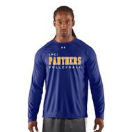 LPCI Panthers Mens UA Volleyball Long Sleeve - Royal