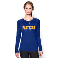 LPCI Panthers Women's UA Volleyball Long Sleeve - Royal