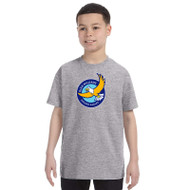 GWP Gildan Youth Heavy Cotton T-Shirt - Sport Grey (GWP-046-SG)