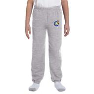 GWP Gildan Youth Heavy Blend Sweatpants - Sport Grey (GWP-050-SG)