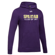 CCV Under Armour Men's Hustle Fleece Hoody - Purple (CCV-003-PU)