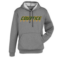 CSS Decoration II Men's Hype Performance Hoodie - Grey Marble