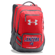 ROD Under Armour Hustle Team Backpack II - Red (ROD-051-RE.UA-1263964-600-OS)