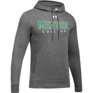MCM Under Armour Men's Hustle Fleece Hoodie - Carbon (MCM-001-CB)