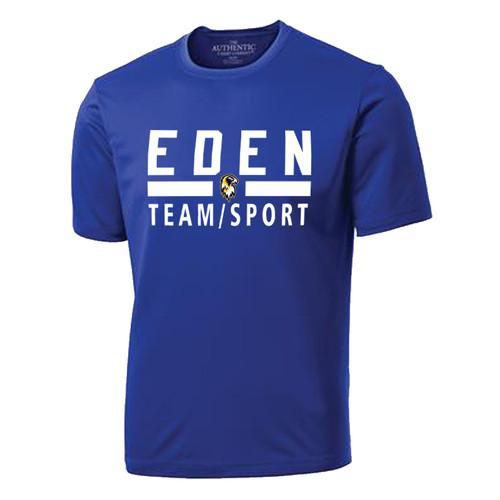 EDN ATC Men's Pro Team Short Sleeve Tee - Royal (EDN-011-RO)