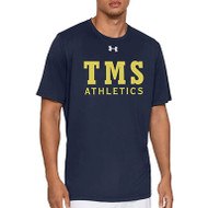TMS Under Armour Men's Short Sleeve Locker 2.0 Tee - Navy (TMS-001-NY)