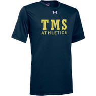 TMS Under Armour Youth Short Sleeve Locker 2.0 Tee - Navy (TMS-041-NY)