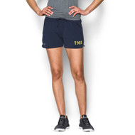 TMS Under Armour Women's Game Time Short - Navy