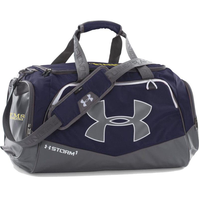 323de581e814 TMS Under Armour Undeniable 3.0 Medium Duffle - Navy (TMS-051-NY-