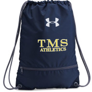 TMS Under Armour Team Sackpack - Navy