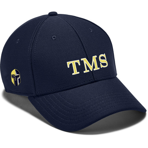 TMS Under Armour Blitzing II Team Cap - Navy (TMS-053-NY)