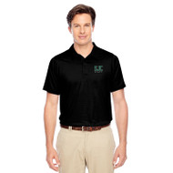 SJC Team 365 Men's Charger Performance Polo - Black (SJC-013-BK)