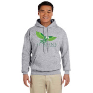 SJC Gildan Adult Heavy Blend Hoody - Grey (SJC-015-GY)