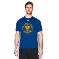 LPC Under Armour Men's Short Sleeve Drifit Gym Shirt - Royal Blue (LCP-109-RO)