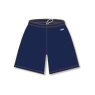 "EMP Dry-Flex 9"" Adult Inseam Shorts - Navy (EMP-013-NY)"