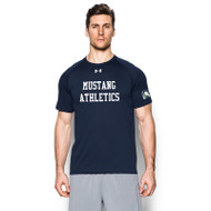 EMP Under Armour Men's Short Sleeve Locker T - Navy (EMP-002-NY)