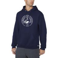 HSS Russell Men's Dri-Power Fleece Hoodie - Navy (HSS-011-NY)