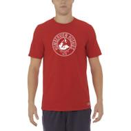 HSS Russell Men's Essential Cotton Tee - Red (HSS-014-RE)
