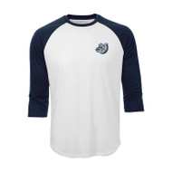 OLL ATC Men's Pro Team Baseball Jersey - White/True Navy (OLL-017-WH)