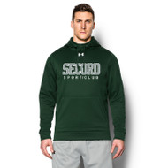 LSS Under Armour Men's Storm Hoody - Forest Green