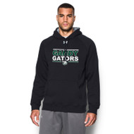 GSP Adult Under Armour Rival Hoody - Black (GSP-001-BK)