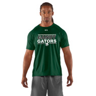 GSP Under Armour Adult Short Sleeve Locker Tee - Forest Green (GSP-002-FO)