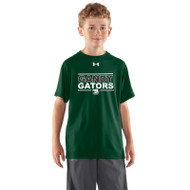 GSP Under Armour Youth Short Sleeve Locker Tee - Forest Green (GSP-042-FO)