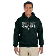 GSP Gildan Adult Heavy Blend Hoodie - Forest Green (GSP-011-FO)