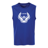 EDN ATC Men's Pro Team Sleeveless T-shirt - Royal (EDN-014-RO)