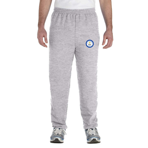 SCS Gildan Adult Heavy Blend Sweatpants - Sport Grey (SCS-016-GY)