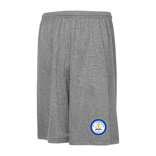 SCS ATC Pro Team Shorts - Charcoal Heather (SCS-017-GY)