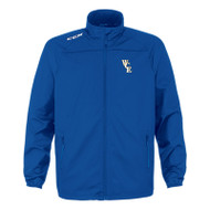 WCE CCM Men's Skate Suit Jacket - Royal (WCE-011-RO)