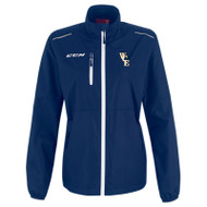 WCE CCM Women's Skate Suite Jacket - Navy