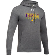 TSS Under Armour Men's Hustle Fleece Hoody - Carbon (TSS-001-CB)