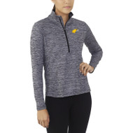 TSS Russell Women's Dri-Power 1/4 Zip Pullover - Black (TSS-035-BK)