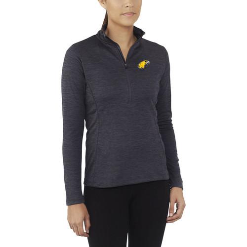 TSS Russell Women's Dri-Power 1/4 Zip Pullover - Stealth (TSS-035-ST)