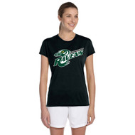 BMR Gildan Women's Performance T-Shirt - Black (BMR-231-BK)