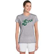 BMR Gildan Women's Performance T-Shirt - Grey (BMR-231-GY)