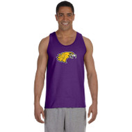 TSS Gildan Men's Ultra Cotton Tank - Purple (TSS-018-PU)
