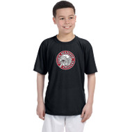 JMS Gildan Performance Youth T-Shirt - Black (JMS-047-BK)